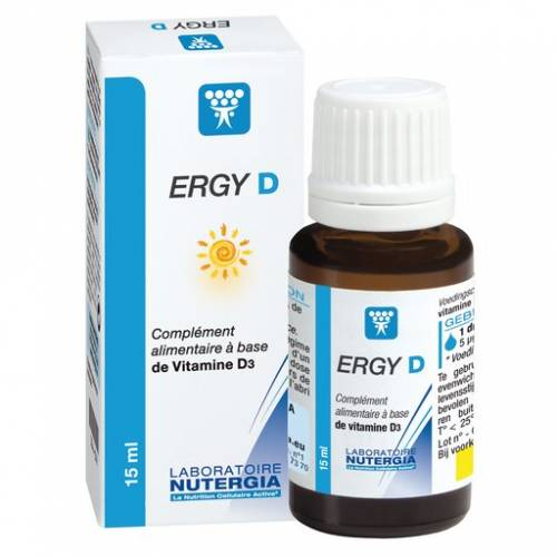 Nutergia Ergy D