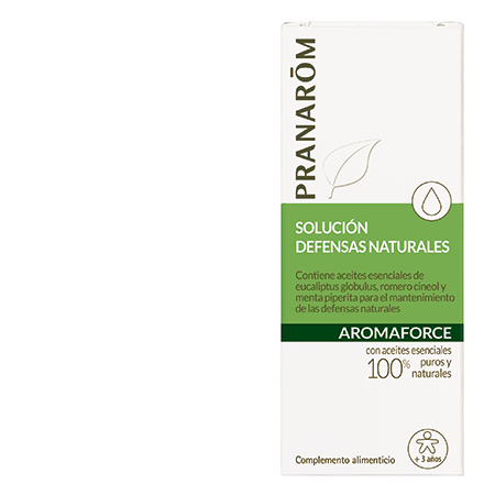 Pranarom Aromaforce Solución