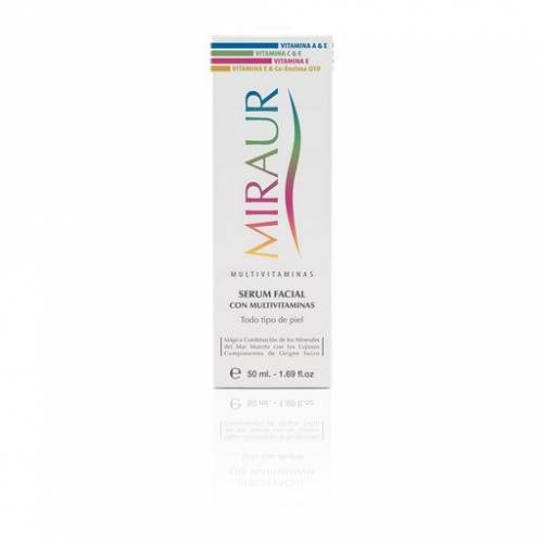 Miraur multivitaminas serum