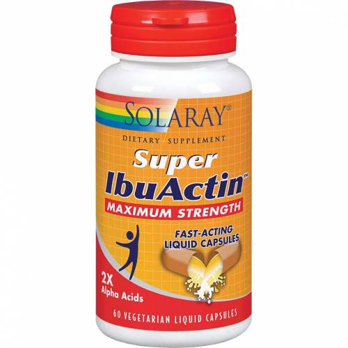 Solaray Super Ibuactin