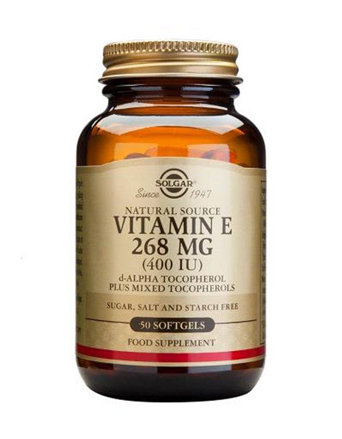 Solgar Vitamina E
