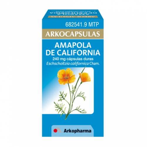 Arkopharma Arkocápsulas Amapola de California