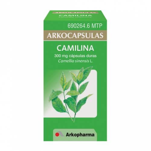 Arkopharma Arkocápsulas Camilina