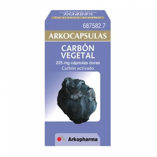 Arkopharma Arkocápsulas Carbón Vegetal