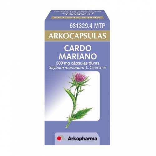 Arkopharma Arkocápsulas Cardo Mariano
