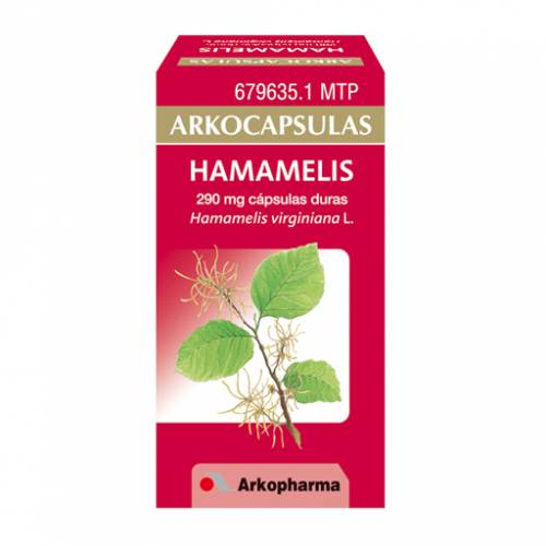 Arkopharma Arkocápsulas Hamamelis