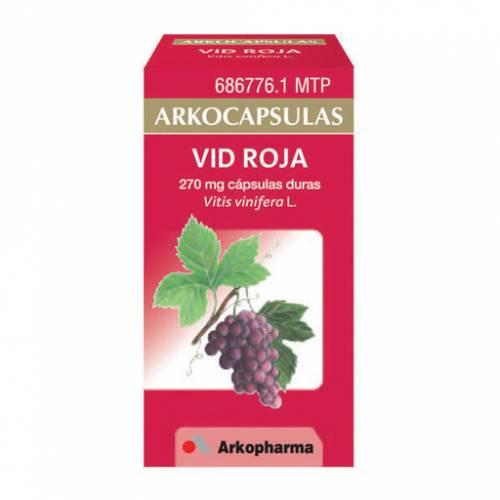 Arkopharma Arkocápsulas Vid Roja