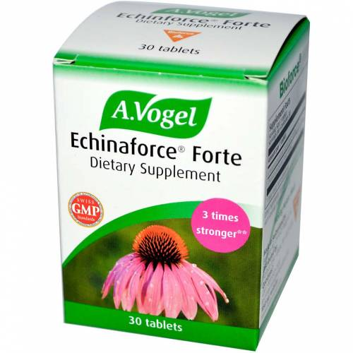 A. Vogel Echinaforce Forte 30 tabletas