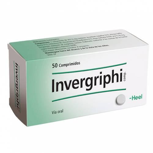 Heel Invergriphi 50 comprimidos