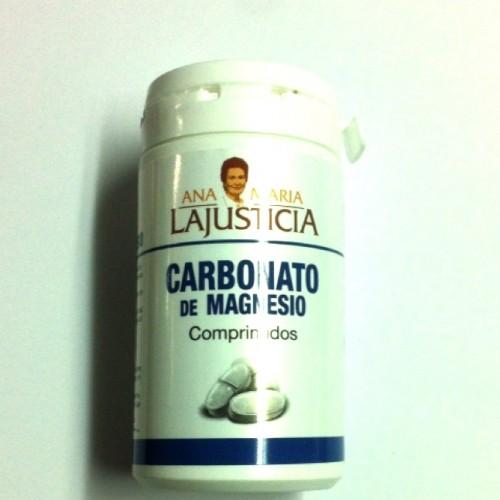 Ana María LaJusticia Carbonato
