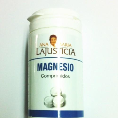 Ana María LaJusticia Magnesio