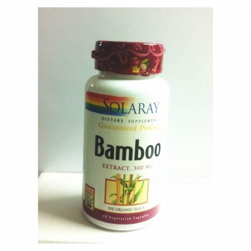 Solaray Bamboo