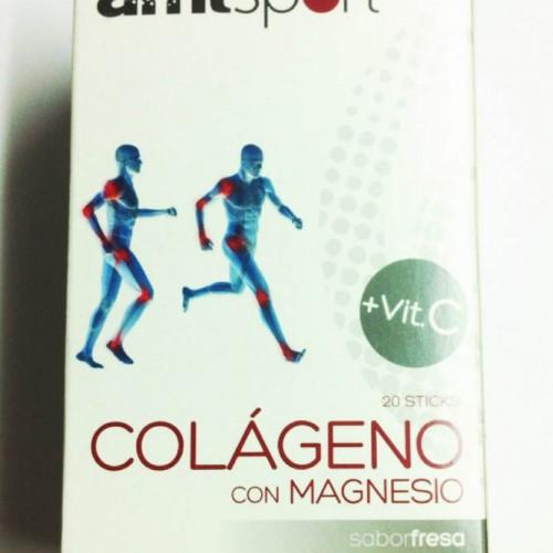 Aml Sport Colágeno y Magnesio