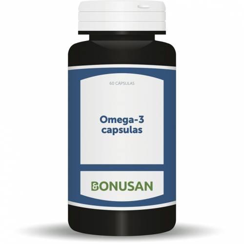 Bonusan Omega 3 60 cápsulas