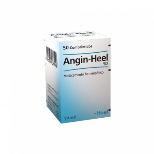 Heel Angin - Heel 50 comprimidos