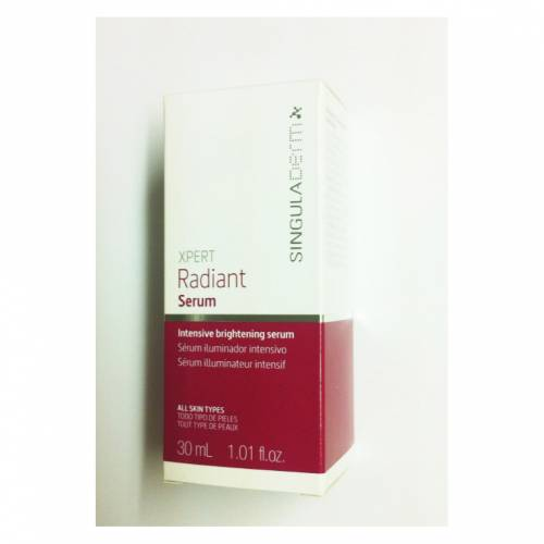 Singuladerm xpert radiant serum