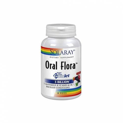 Solaray Olay Flora 30 comprimidos