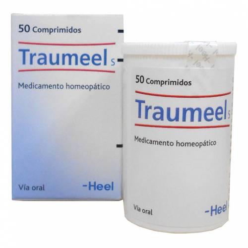 Heel Traumeel Comprimidos 50 unidades