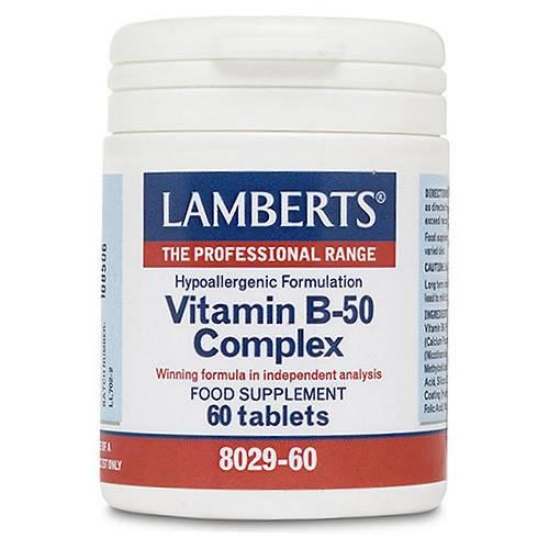 lamberts vitamina B
