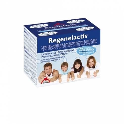 Dietética Intersa Regenelactís 20 sobres