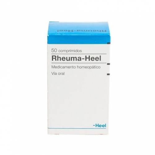Heel Rheuma - Heel 50 comprimidos