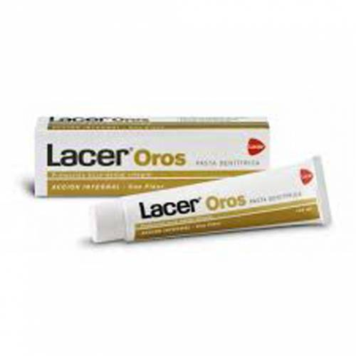 Lacer Oros pasta dental 125ml