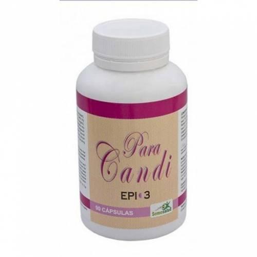 Somosalud Para Candi EPI 3 90 cápsulas