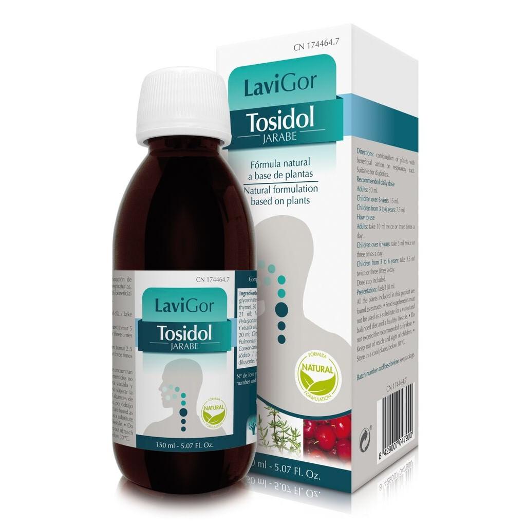 LaviGor Tosidol Jarabe 150 ml