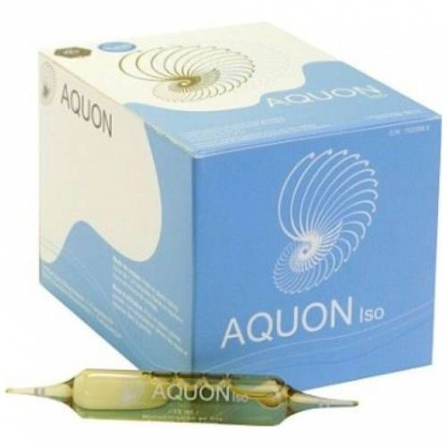 Aquon Iso 25 ampollas