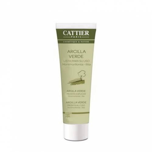 Cattier Arcilla verde Crema 400 gramos