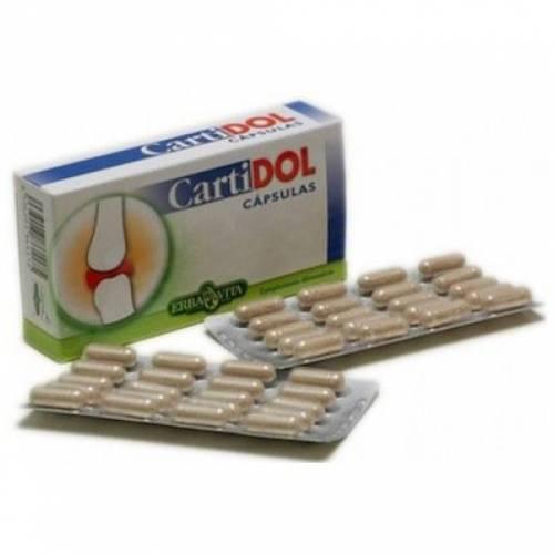 Erba Vita Cartidol 60 cápsulas