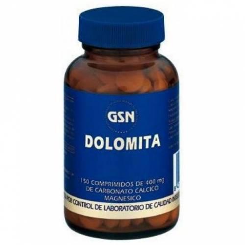 GSN Dolomita 150 comprimidos