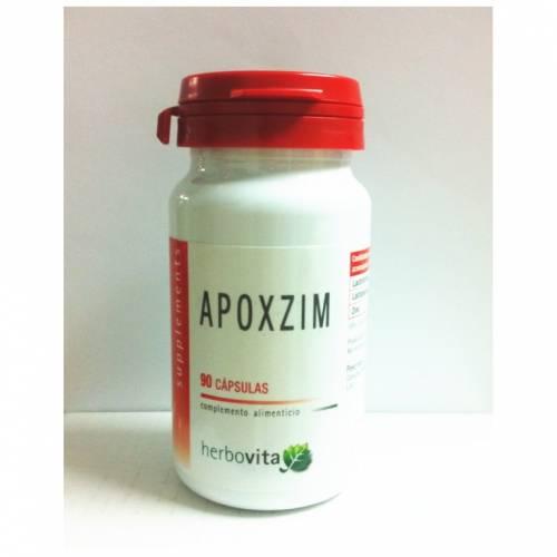 Herbovita Apoxzim 90 cápsulas