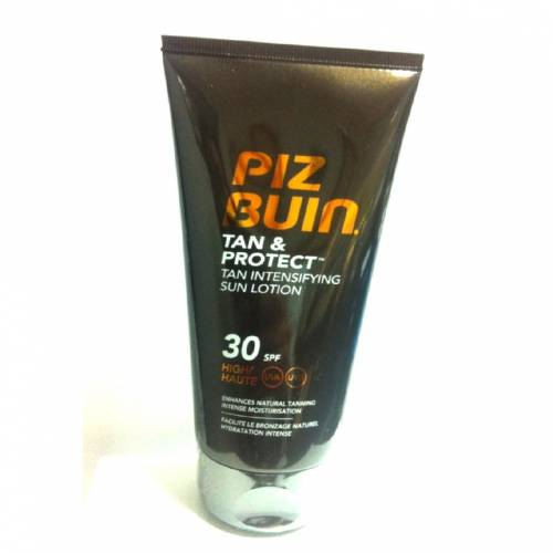 Piz Buin Tan & protect 30+ 150ml
