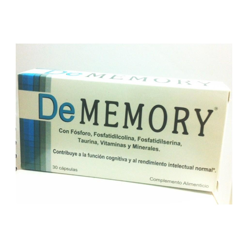 Pharma OTC DeMemory 30 cápsulas