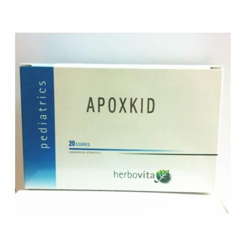 Herbovita Apoxkid 20 sobres