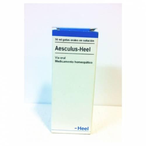 Heel Aesculus - Heel Gotas 30 ml