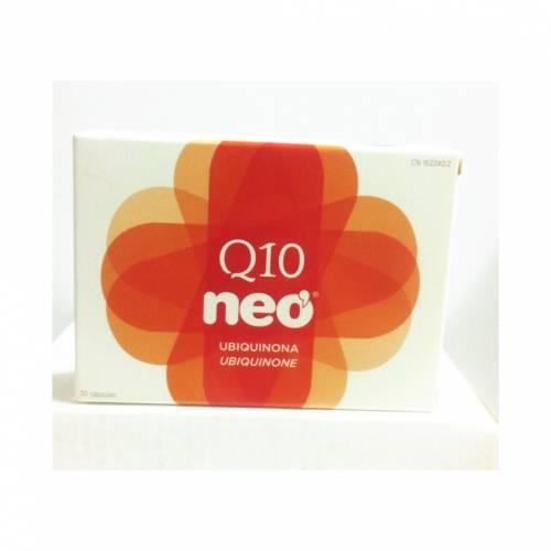 Neo es natural Q10 30 cápsulas