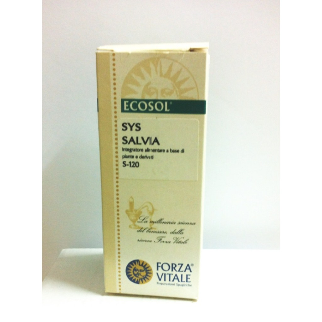 Forza Vitale Ecosol Sys Salvia 50 ml