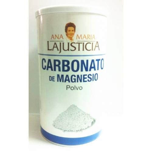 Ana María LaJusticia Carbonato de Magnesio