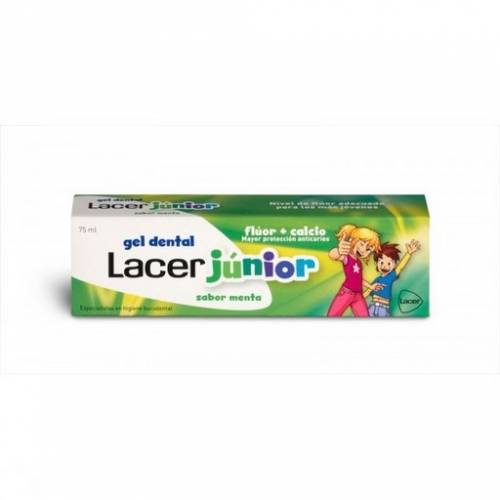 lacer unior gel dental