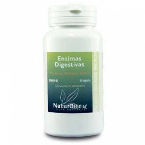 NaturBite Enzimas Digestivas