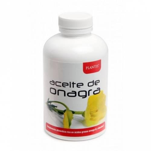 Plantis Aceite de Onagra 450 cápsulas