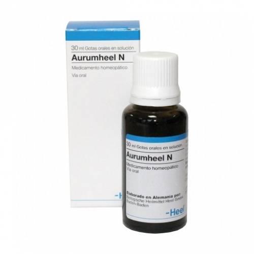 Heel Aurumheel Gotas 30 ml