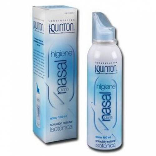 Quinton Daily Nasal Hygiene