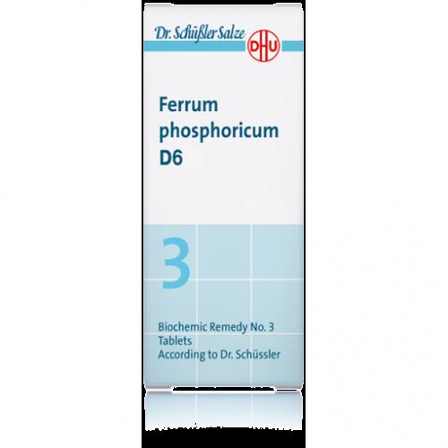 DHU Ferrum Phosphoricum D6