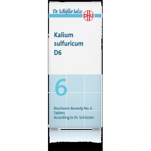 DHU Kalium Sulfuricum D6