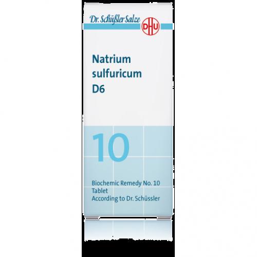 DHU Natrium Sulfuricum D6