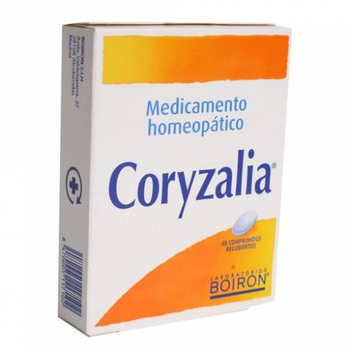 Boiron Coryzalia 40 comprimidos