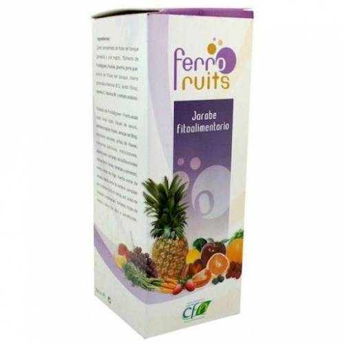 CFN Ferro Fruits Jarabe 500 ml